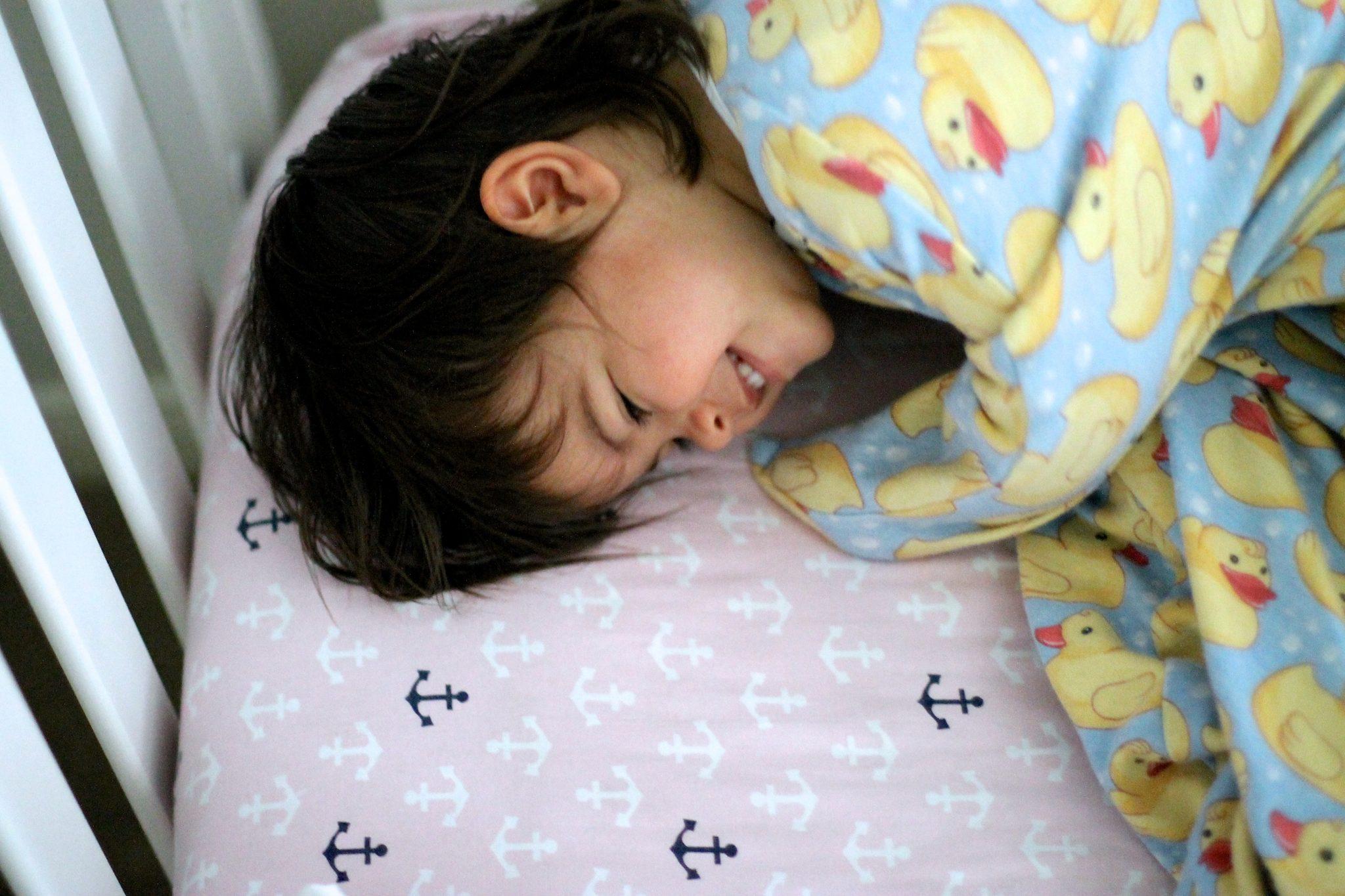 Creating healthy sleep habits