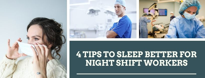 4 Tips to a better sleep