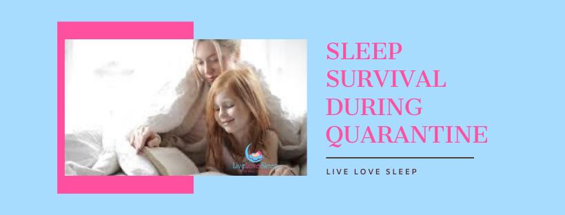 Quarantine Sleep Survival Guide