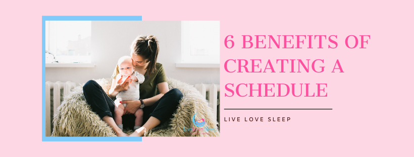 6 Benefits to Creating a Schedule