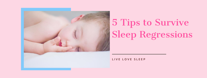 Baby Sleep Regression Ages: 5 Survival Tips