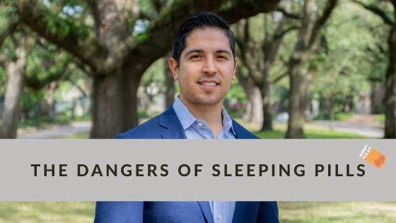 The Dangerous side effects of Sleeping Pills